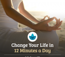 Change Your Life in 12 Minutes a Day